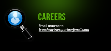 Broadway Transport Co Careers